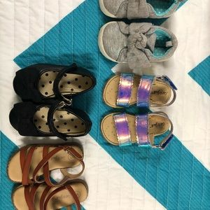Other - Girls toddler size 5 shoes